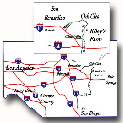 Freeway Map